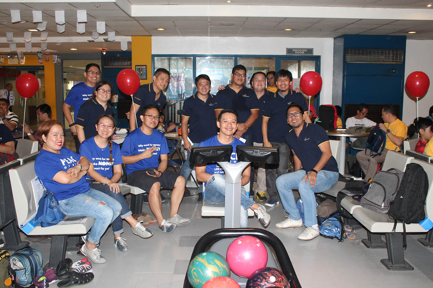 The PLIA 14th Bowling Tournament