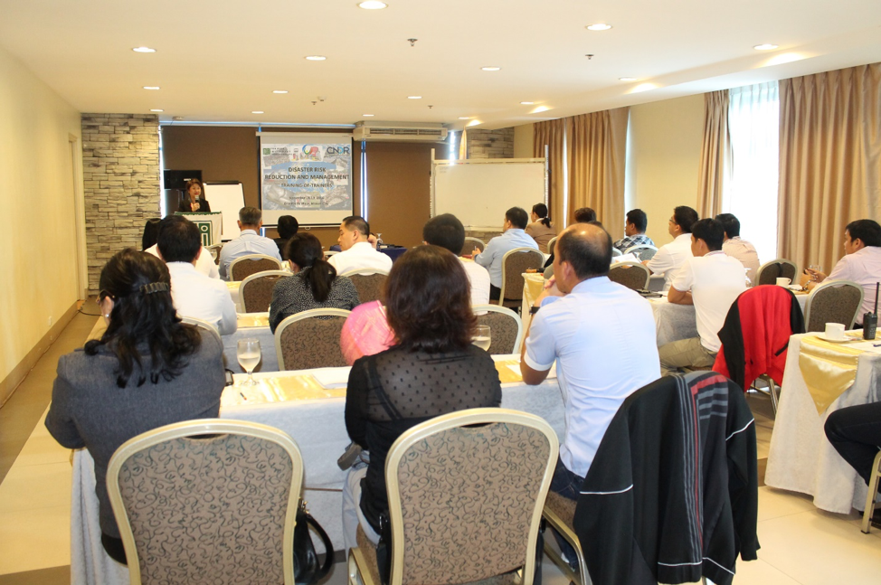 PLIA HOLDS DRRM Seminar FOR MEMBERS