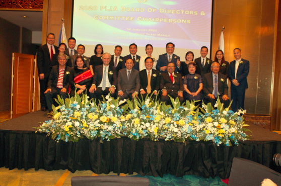 PLIA INDUCTS 2020 BOARD OF DIRECTORS AND COMMITTEE CHAIRPERSONS
