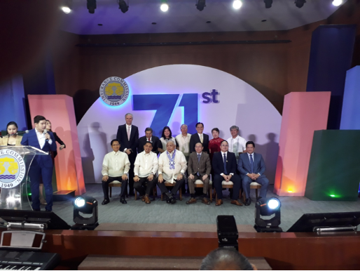 INSURANCE COMMISSION CELEBRATES 71st ANNIVERSARY